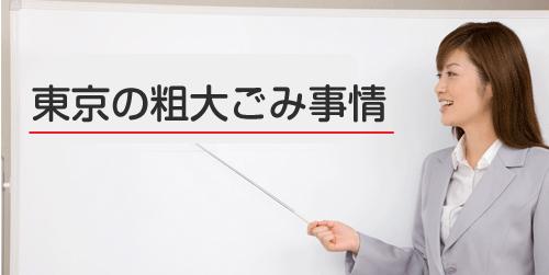 東京都 粗大ごみ